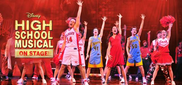 Four Seasons Musical Theatre- High School Musical Auditions