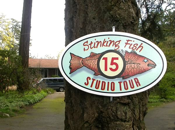 Stinking Fish Studio Tour