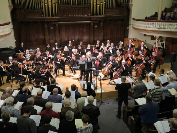 19th annual Sing-Along Messiah - Civic Orchestra of Victoria