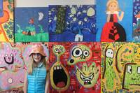 Children's Art Show 2016