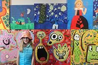 Childrens and Youth Art Show