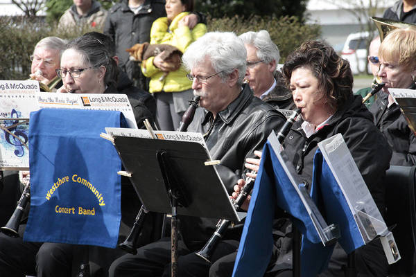 Westshore Community Concert Band presents two more Canada 150 shows