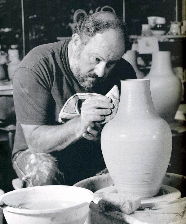 Robin Hopper a potter for all seasons