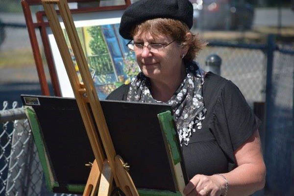 West Shore Arts Council hosts annual Art at the Pub event in View Royal