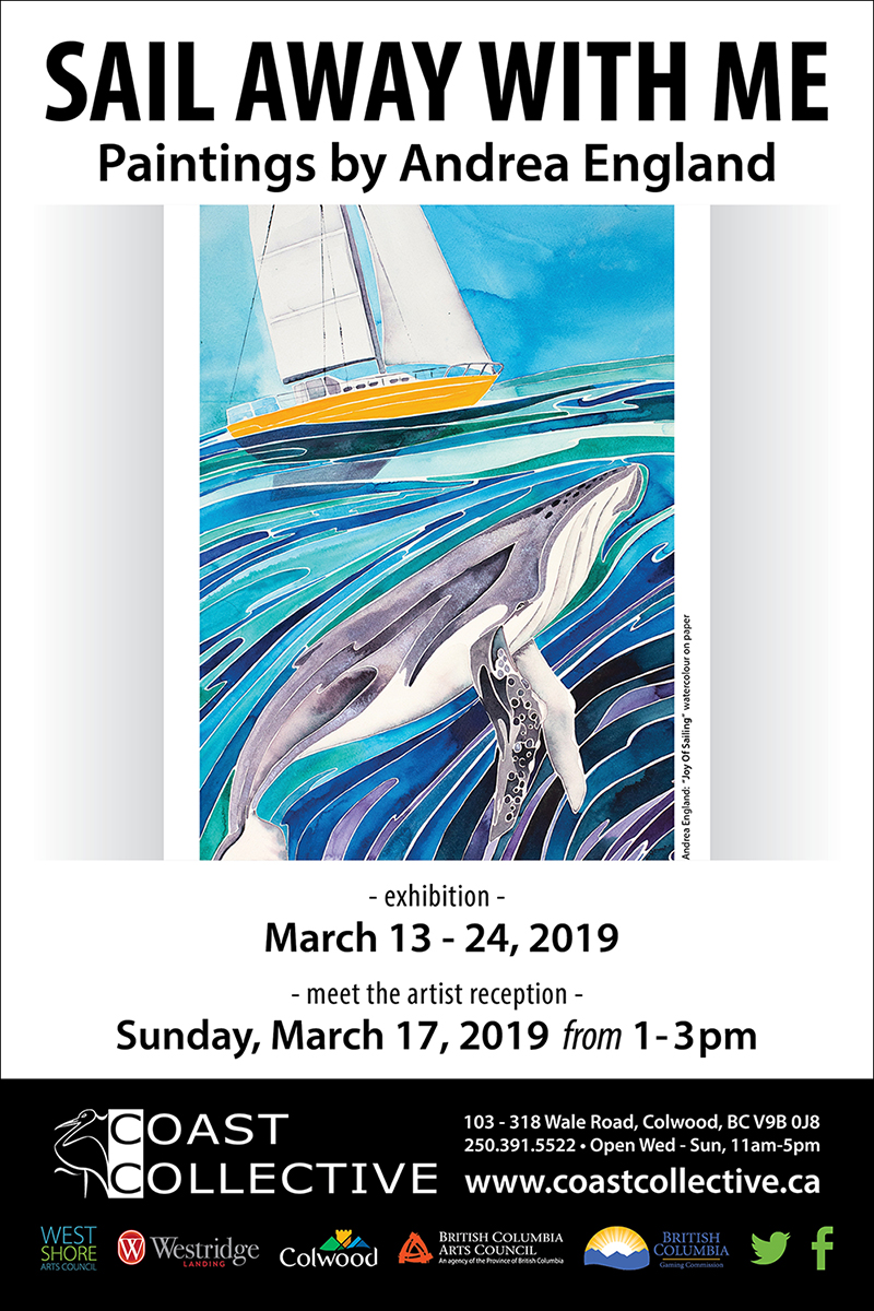 Sail Away With Me: Paintings By A Pacific Voyager