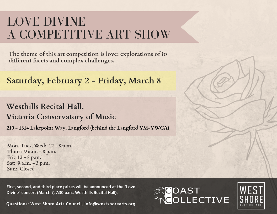Love Divine - A Competitive Art Show