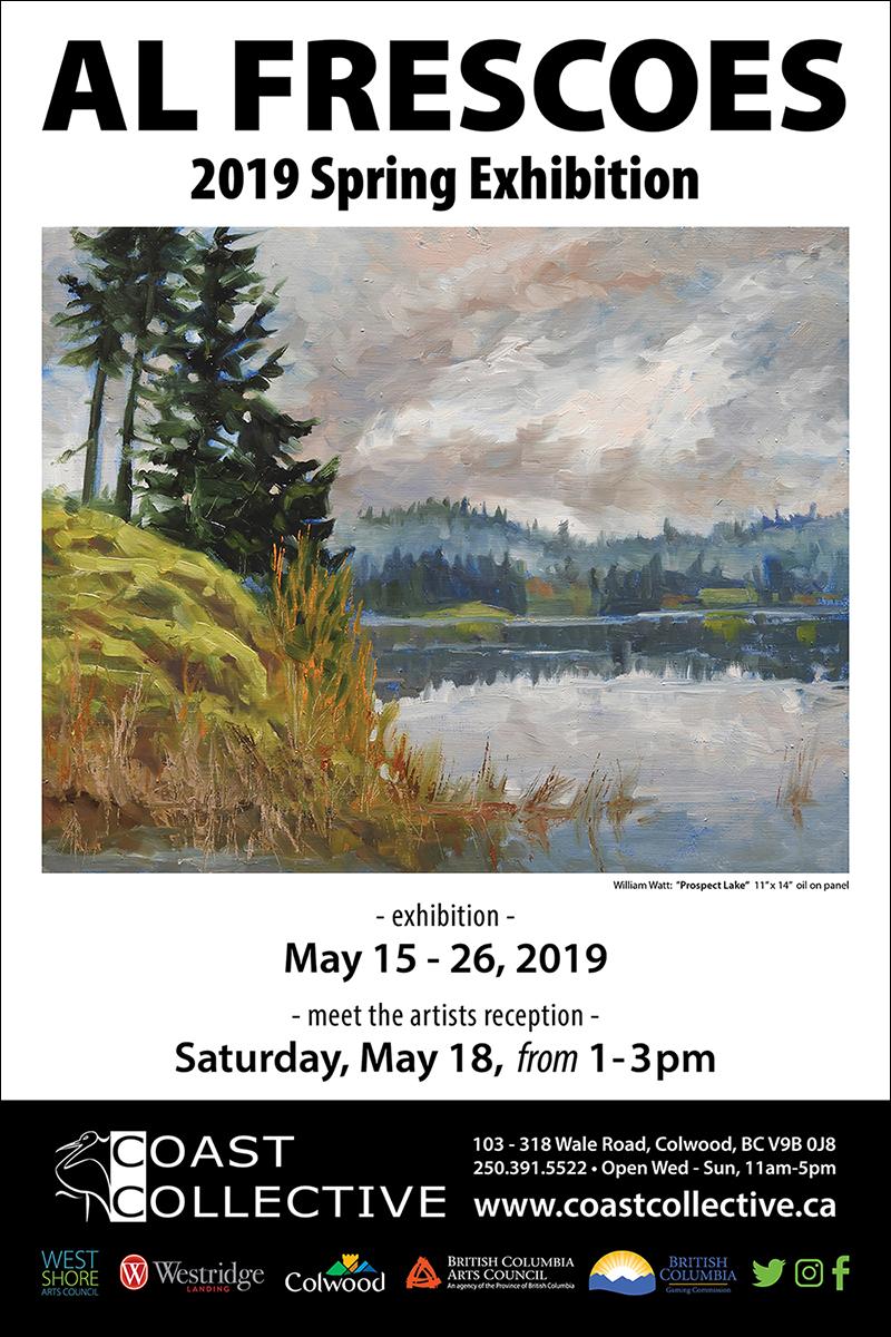 Al Frescoes Spring 2019 Exhibition