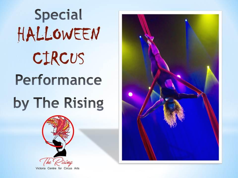 The Rising - Halloween Circus